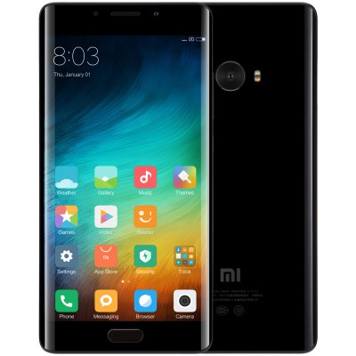Bargain - 10% OFF and free shipping  - Xiaomi Mi Note 2 Global Version 4G Phablet-830.85 Online Shopping| GearBest.com