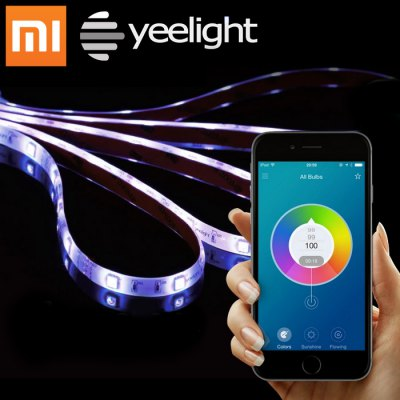 Bargain - $28.99/NZ$41.43 - Original Xiaomi Yeelight Smart Light Strip-35.44 Online Shopping| GearBest.com