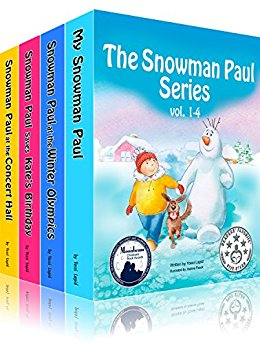 Bargain - Free (save $3.99) - Box Set for Children:The Snowman Paul Series (4 in 1 box set), bedtime stories, beginner readers, great rhyming stories, winter books collection: Vol. 1-4 @ Amazon