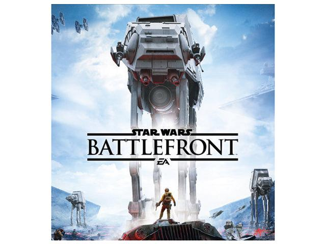 Bargain - $19.99 (67% OFF) - Star Wars: Battlefront - PlayStation 4 (Voucher) - Newegg.com