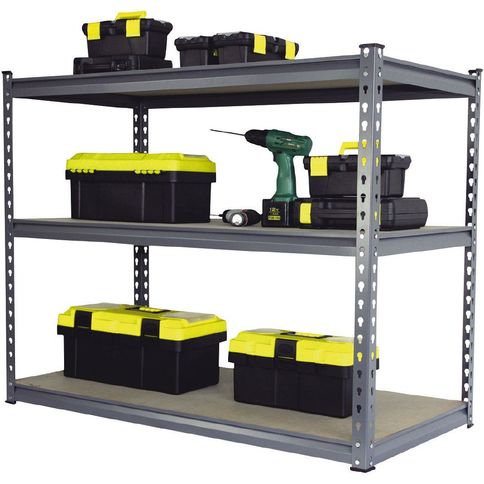 Bargain - $59 (50% OFF) - Work Tuff Workbench 3 Tier | The Warehouse