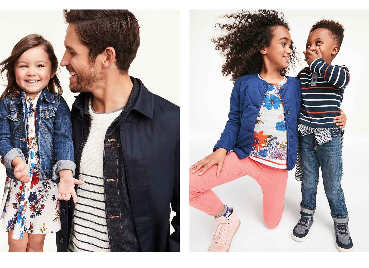 Bargain - Up to 50% Off + 25% Off - Style Faves Sale @ Old Navy