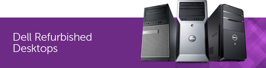 Bargain - 50% OFF - 7010 Desktops free ground ship @ Dell Refurbished