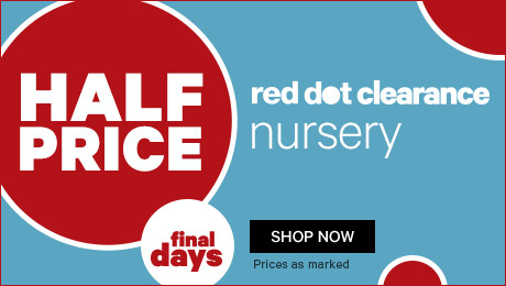 Bargain - Half Price - Nursery @ Farmers