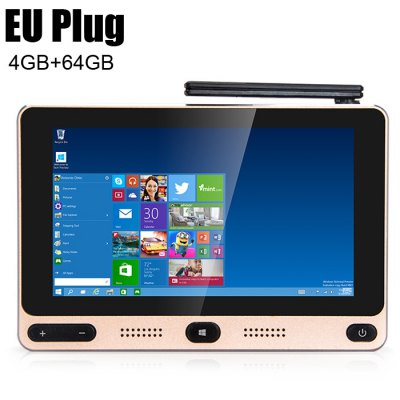 Bargain - $152.99/NZ$218.65 and free shipping  - GOLE GOLE1 5 inch 720 x 1280 Mini PC Windows 10 / Android 5.1-189.99 Online Shopping| GearBest.com