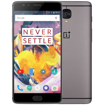 Bargain - $446.99/NZ$629.89 and free shipping - OnePlus 3T 4G Phablet-525.99 Online Shopping| GearBest.com