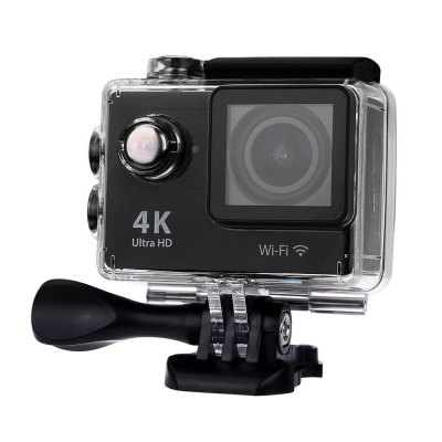 Bargain - $40.99/NZ$57.76 and free shipping  - H9 Ultra HD 4K Action Camera-46.60 Online Shopping| GearBest.com