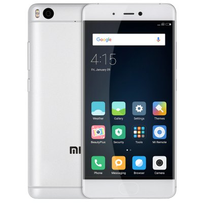 Bargain - $389.99/NZ$549.57 and free shipping  - Xiaomi Mi5s 4G Phablet-415.91 Online Shopping| GearBest.com