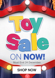 Bargain - AT Least 25% off Toys - Toys - Lego, Nerf, Frozen | Farmers